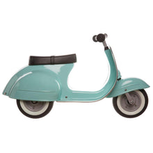 Load image into Gallery viewer, Primo Ride On Push Scooter in mint green