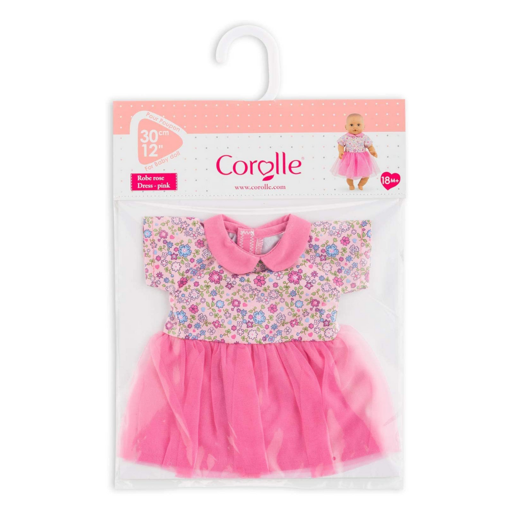 Baby Doll Outfit - Pink Sweet Dreams Dress