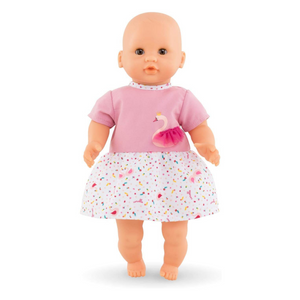 Baby Doll Outfit - Royal Swan Dress