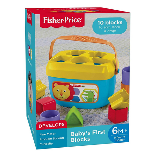 Baby's 1st Blocks