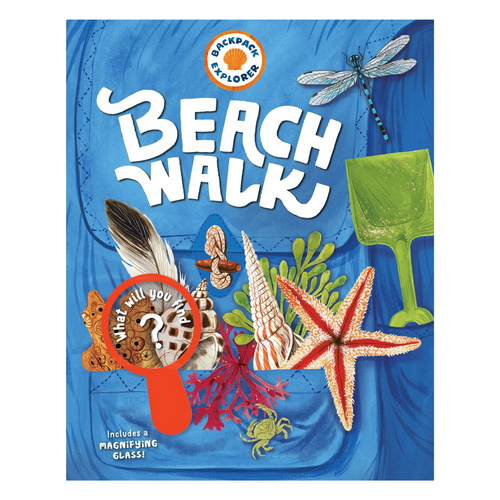 Backpack Explorer: Beach Walk