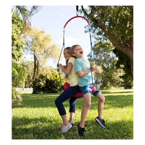 Bungeebounce Swing with Hanging Rings