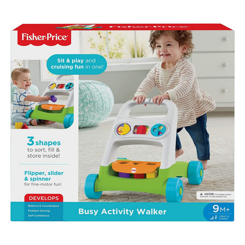Busy Activity Walker