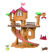Load image into Gallery viewer, Calico Critters Adventure Tree House Gift Set