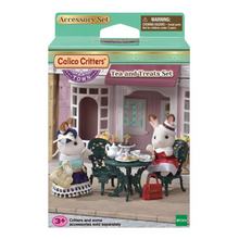 Load image into Gallery viewer, Calico Critters Tea & Treats Set