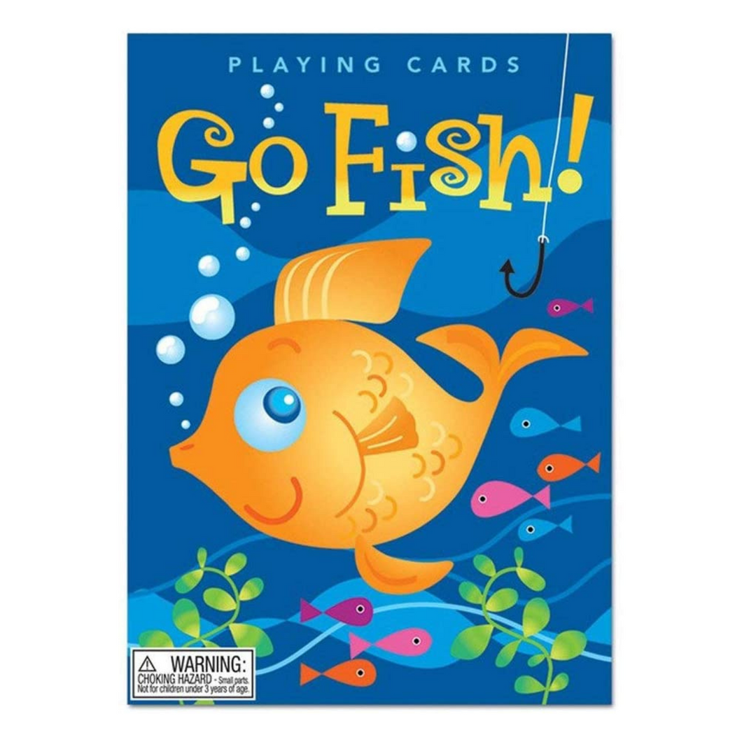 Color Go Fish Cards