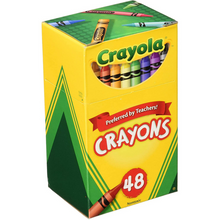 Load image into Gallery viewer, Crayola Crayons 48 Count