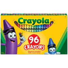 Load image into Gallery viewer, Crayola Crayons 96 Count