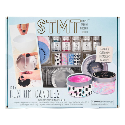 DIY Custom Candles
