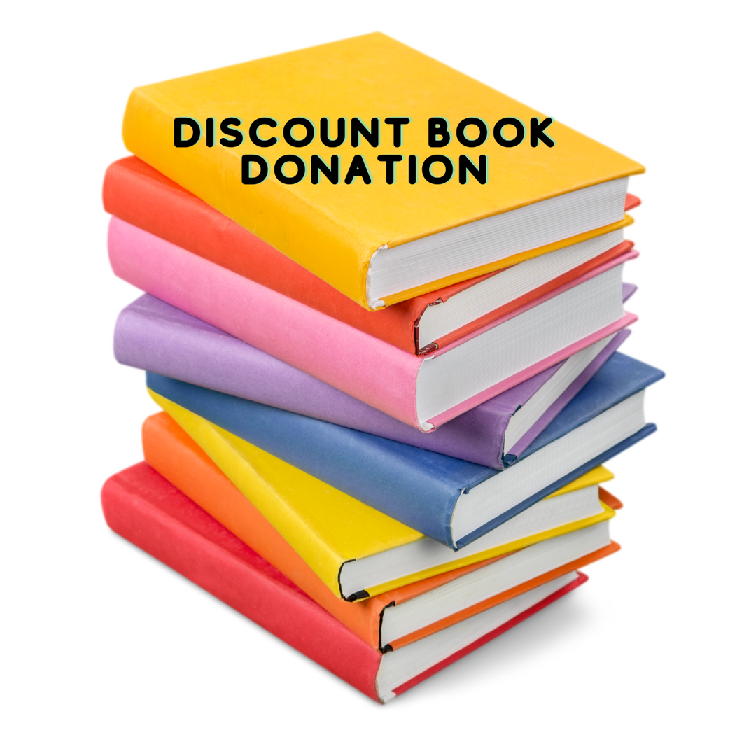 Discount Book Donation