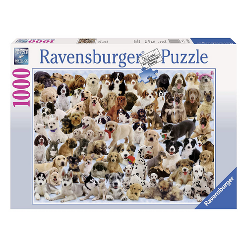 Dogs Galore! 1000-Piece Puzzle