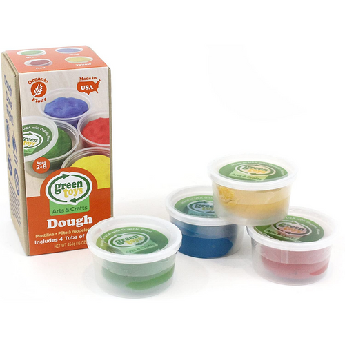 Dough 4 Pack