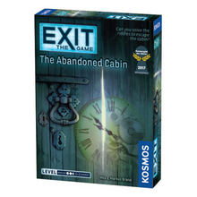 Load image into Gallery viewer, Exit The Game: Abandoned Cabin