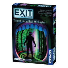 Load image into Gallery viewer, Exit The Game: Haunted Roller Coaster