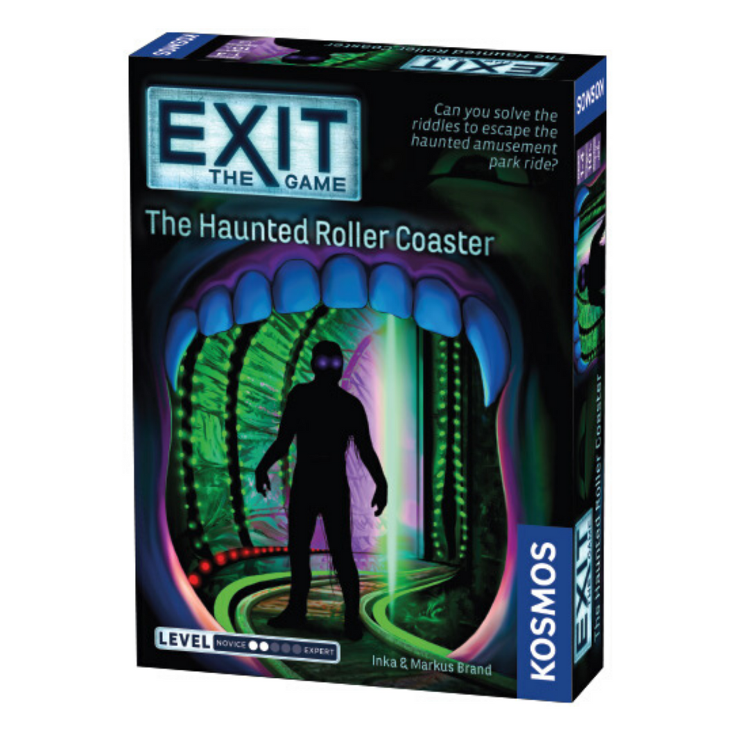 Exit The Game: Haunted Roller Coaster