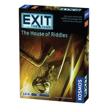 Load image into Gallery viewer, Exit The Game: House of Riddles