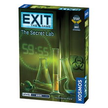 Load image into Gallery viewer, Exit The Game: Secret Lab