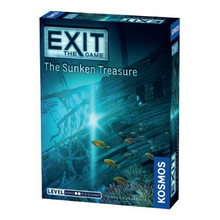 Load image into Gallery viewer, Exit The Game: Sunken Treasure