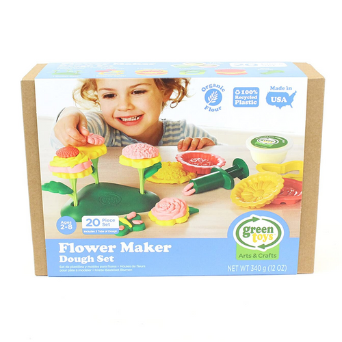 Flower Maker Dough Set