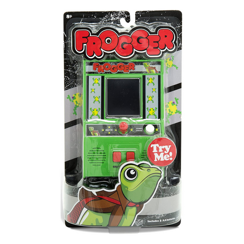 Frogger Retro Mini Arcade Game