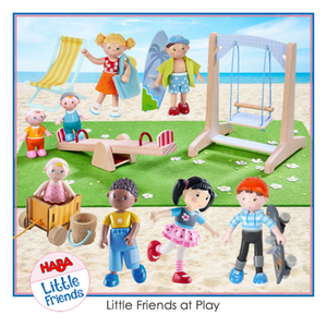 HABA Little Friends at Play Set