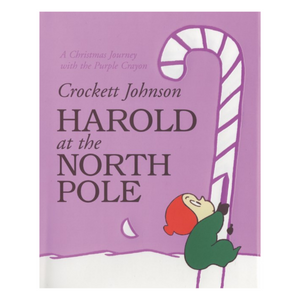 Harold at North Pole