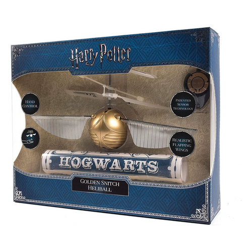 Harry Pottery Snitch Heliball