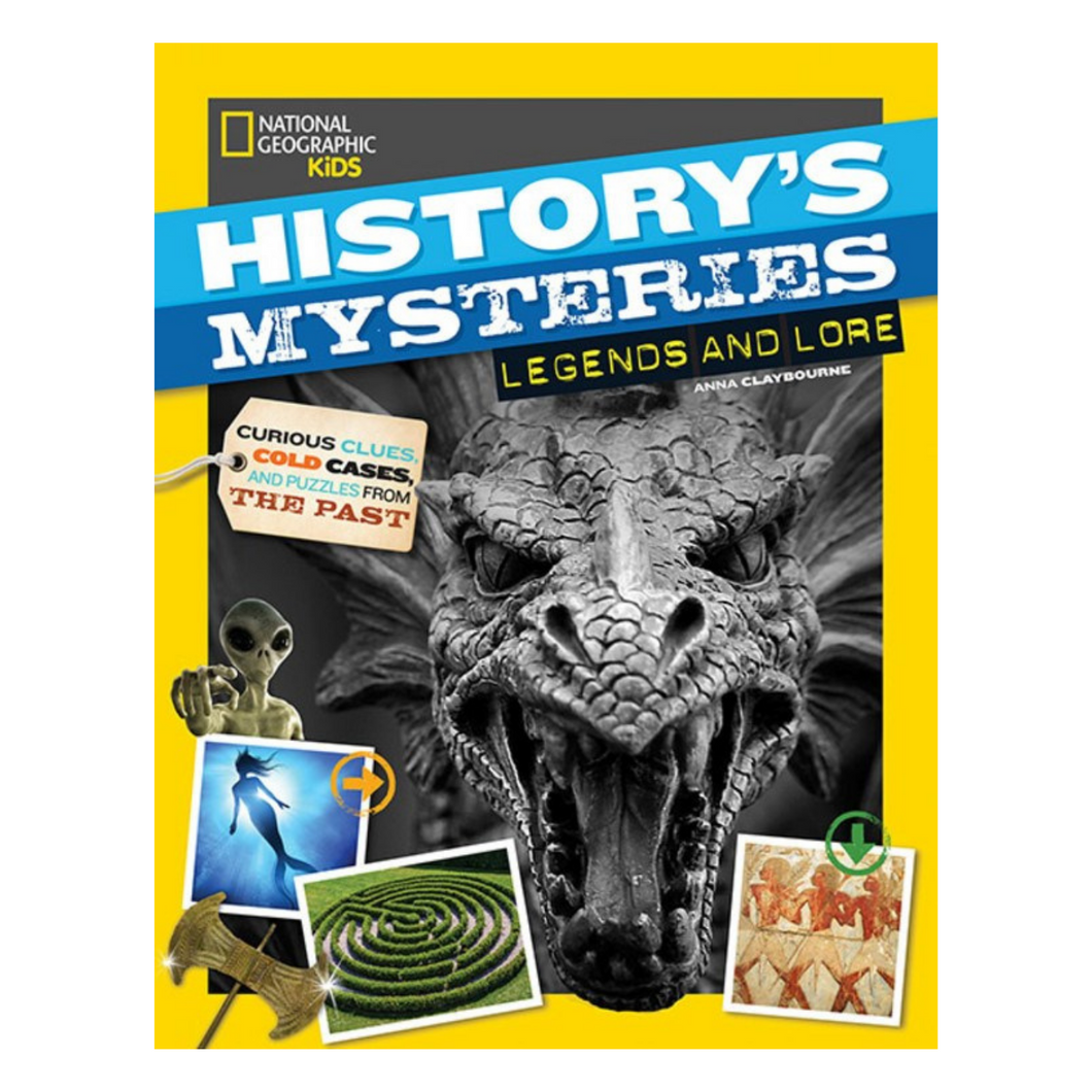 History's Mysteries: Legends & Lore