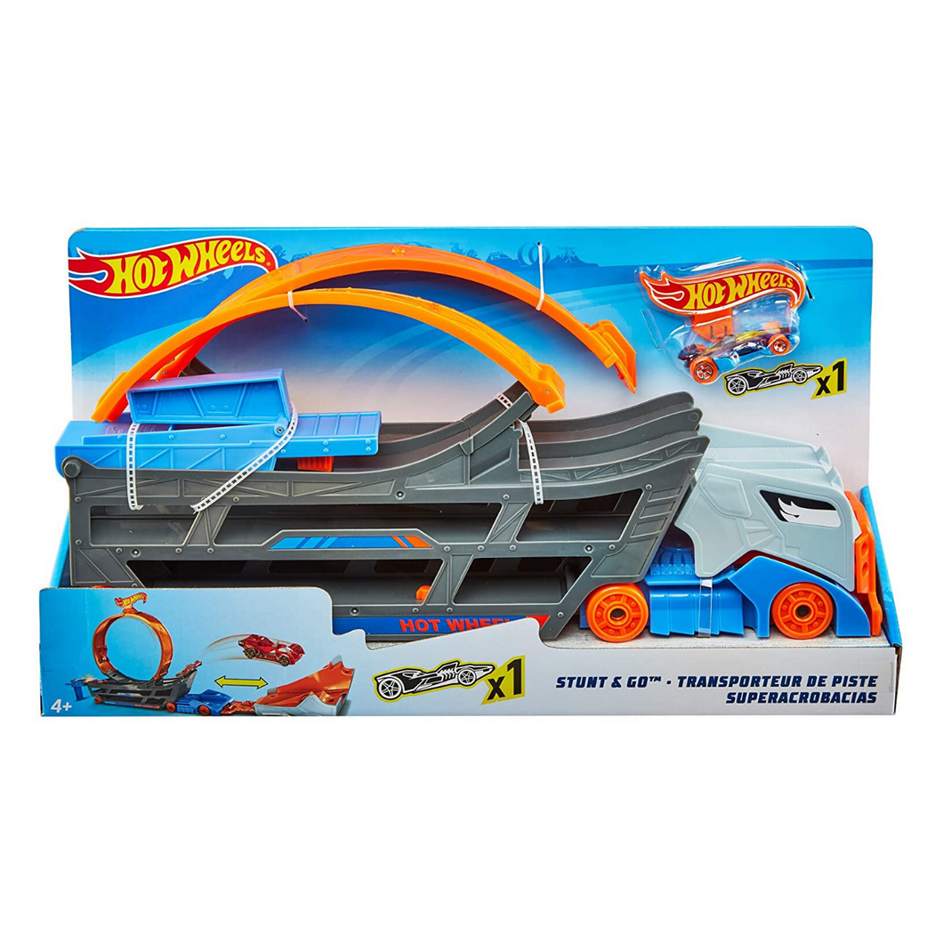 Hot Wheels Stunt & Go
