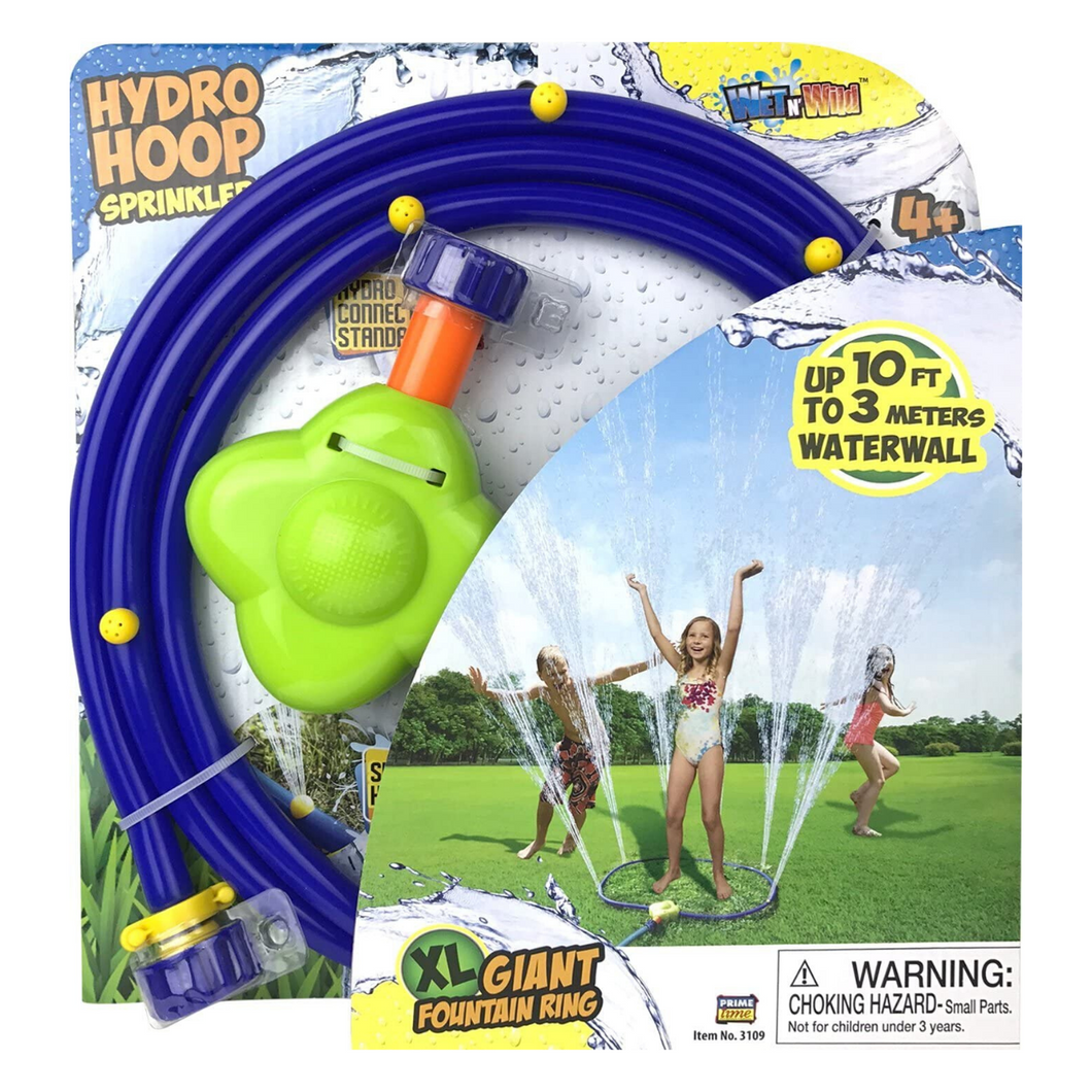Hydro Hoop Sprinkler Ring