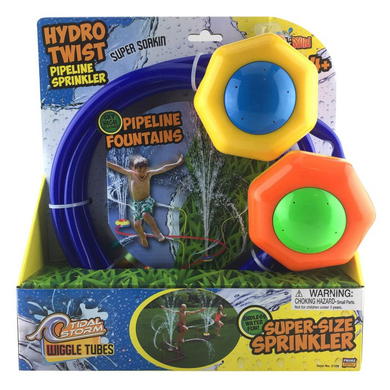 Hydro Twist Pipeline Sprinkler