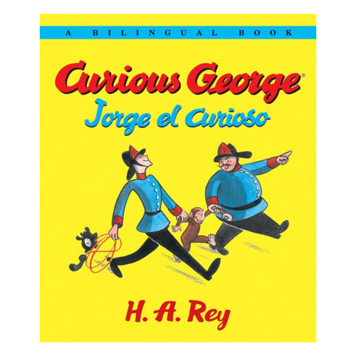 Jorge el curioso/Curious George Bilingual edition