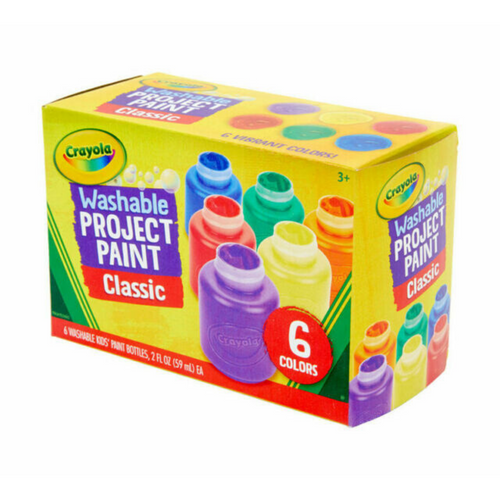 Kids Paint 6 Count