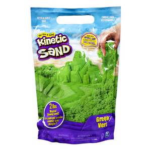 Kinetic Sand 2lb Box Green
