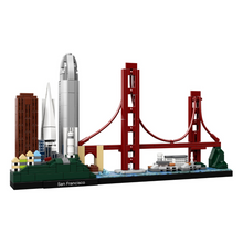 Load image into Gallery viewer, LEGO Architecture San Francisco