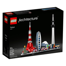Load image into Gallery viewer, LEGO Architecture Tokyo