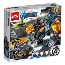 Load image into Gallery viewer, LEGO Avengers Truck Take-Down