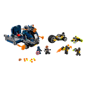 LEGO Avengers Truck Take-Down
