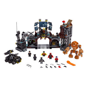 LEGO Batcave Clayface Invasions