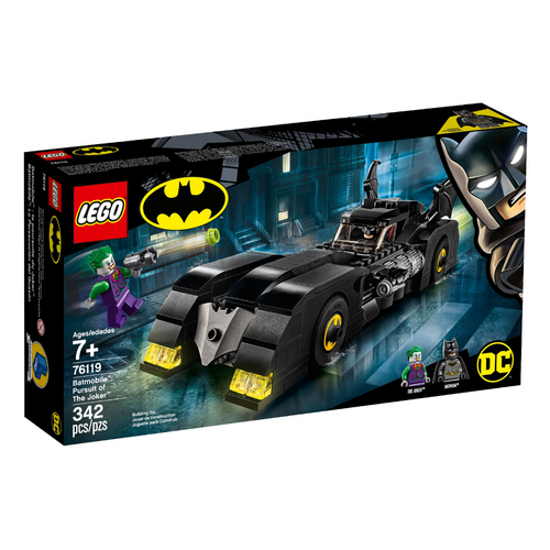 LEGO Batmobile Pursuit of The Joker