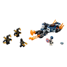 Load image into Gallery viewer, LEGO Captain America: Outriders Attack