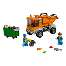 Load image into Gallery viewer, LEGO City Garbage Truck
