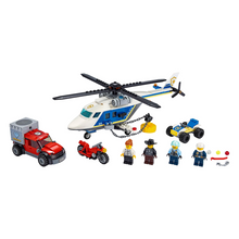 Load image into Gallery viewer, LEGO City Police Helicopter Chase