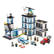 Load image into Gallery viewer, LEGO City Police Station