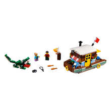 Load image into Gallery viewer, LEGO Creator Riverside Houseboat