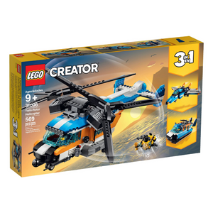 LEGO Creator Twin Rotor Helicopter