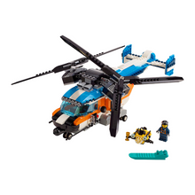 Load image into Gallery viewer, LEGO Creator Twin Rotor Helicopter