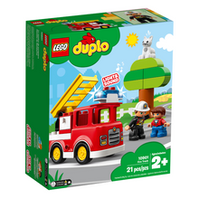 Load image into Gallery viewer, LEGO Duplo Fire Truck
