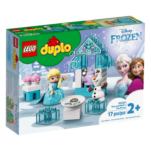 LEGO Duplo Frozen Elsa and Olaf's Tea Party