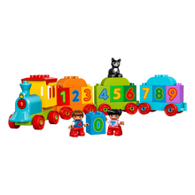 Load image into Gallery viewer, LEGO Duplo Number Train